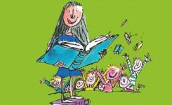 Afbeelding boek Matilda